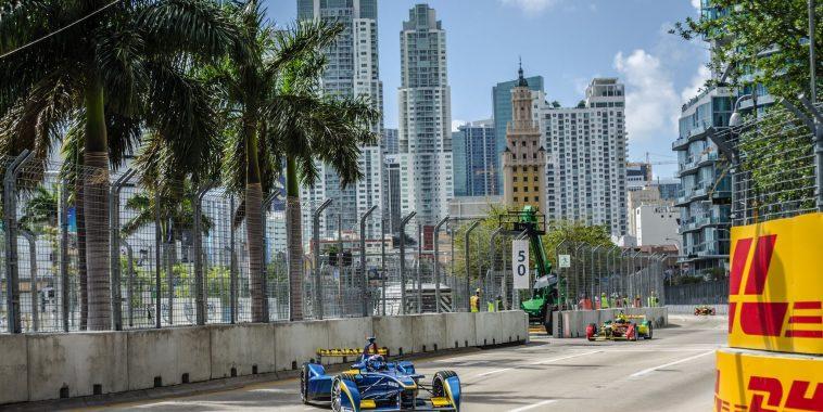 La F1 veut une course à Miami dès 2019