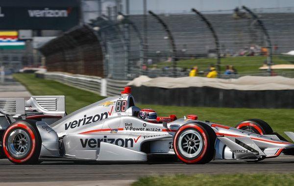 Will Power remporte le Grand Prix d'Indianapolis — IndyCar