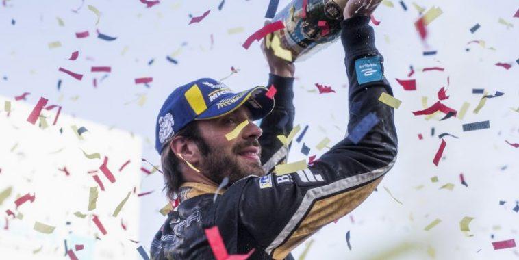 Jean-Eric Vergne champion du monde de Formule E