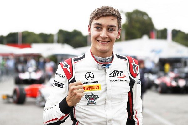 F2 George Russell Gagne 192 Monza Autonewsinfo