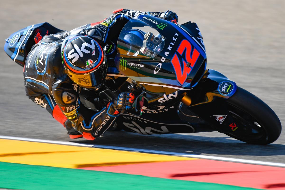 GP Aragon-MotoGP: Marquez y va tout droit