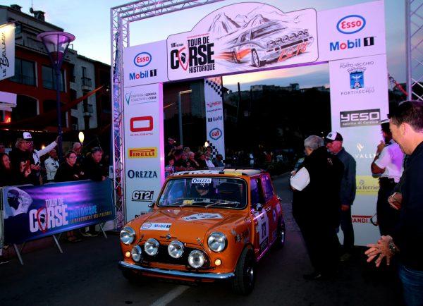 A l assaut du mythe pour les 200 concurrents du tour de for Garage peugeot porto vecchio