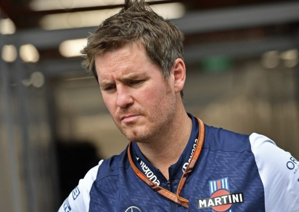 Officiel : Rob Smedley va quitter Williams