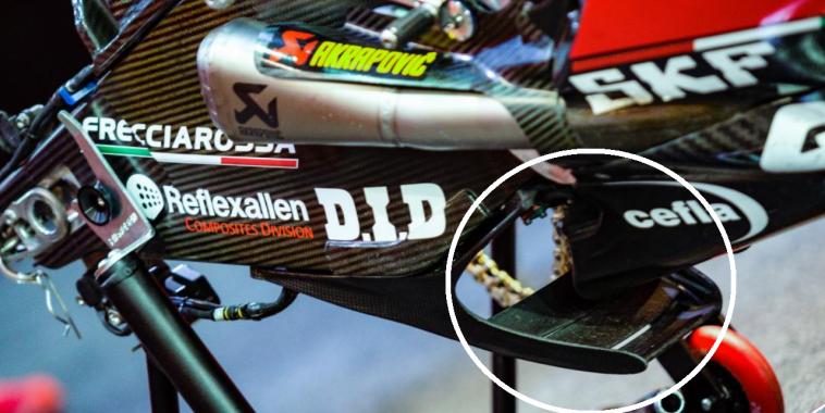 La plainte contre Ducati a été rejetée