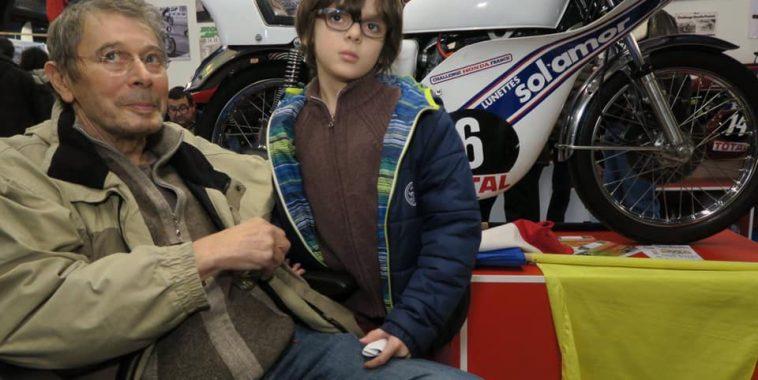 Disparition De Patrick Grandperret Pilote Moto Co Fondateur Des