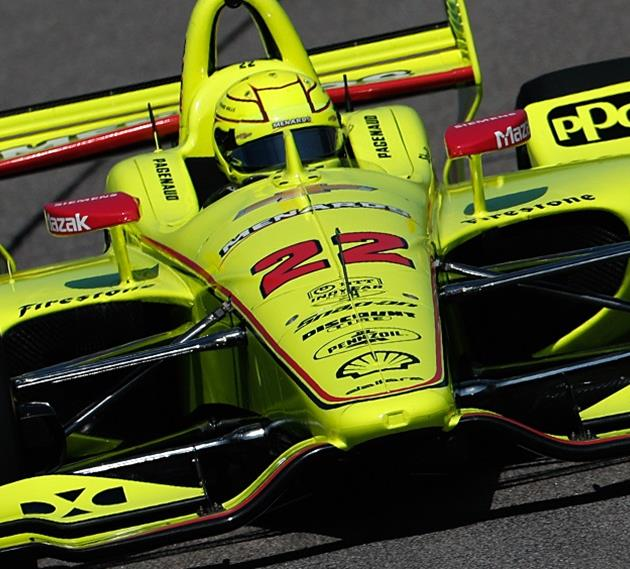 INDYCAR 2019 IOWA SIMON PAGENAUD