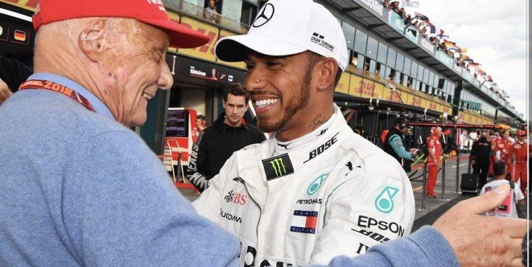 F1: Lauda est
