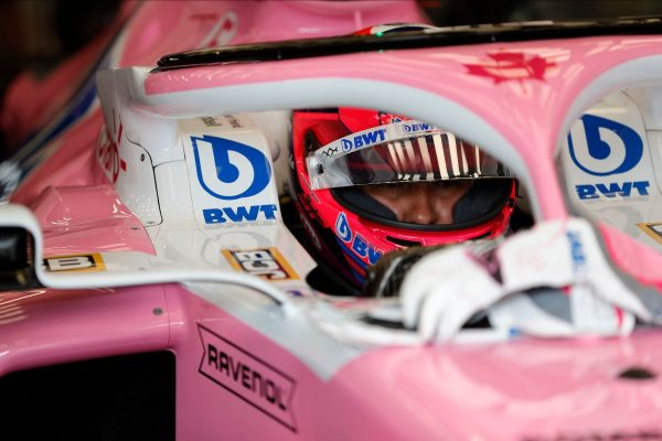 Racing Point: Perez mis en isolement