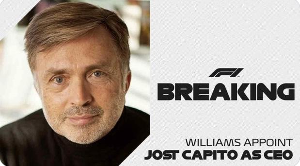 Jost Capito aux commandes de Williams Racing
